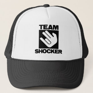 Team Shocker Trucker Hat