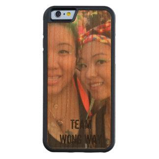Team Sisters Cherry iPhone 6 Bumper Case