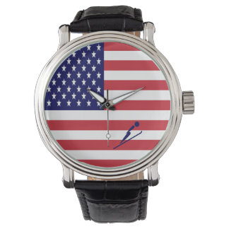 Team Ski Jump USA Watch