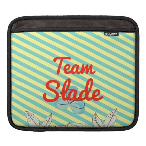 Team Slade Sleeve For iPads