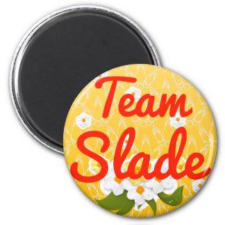 Team Slade Fridge Magnets