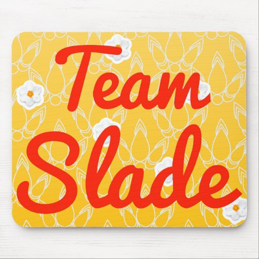 Team Slade Mouse Pad