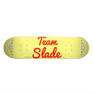 Team Slade Custom Skate Board