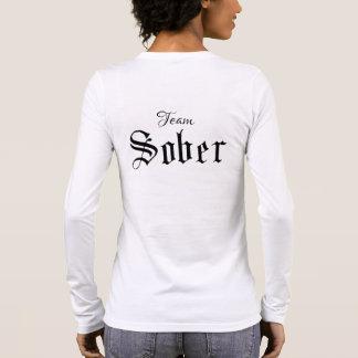 Team Sober, Womens Shirt