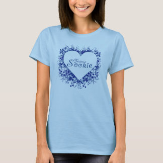 team sookie (blue heart) T-Shirt