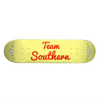 Team Southern Skateboard