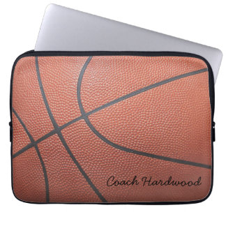 Team Spirit_Basketball skin look_Autograph Style Laptop Sleeve