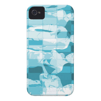 Team Spirit On a Mission in Business Concept iPhone 4 Covers