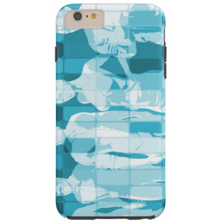 Team Spirit On a Mission in Business Concept Tough iPhone 6 Plus Case