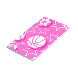 Team sports girls journal