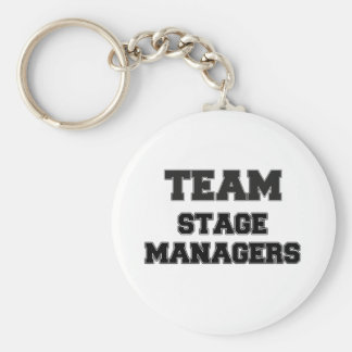 Team Stage Managers Keychain