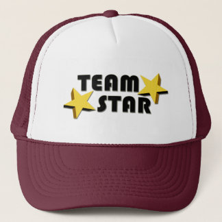 Team Star Trucker Hat