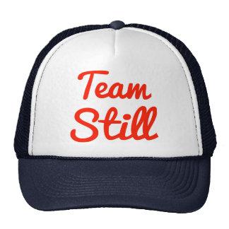 Team Still Mesh Hats
