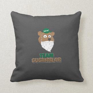 Team SugarBear Pillow