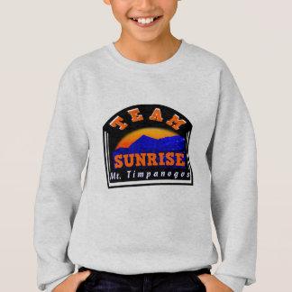 Team Sunrise Mt Timpanogos Sweatshirt