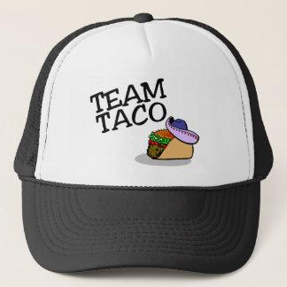 Team Taco Taco Trucker Hat