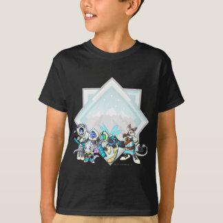 Team Terror Mountain Group T-Shirt