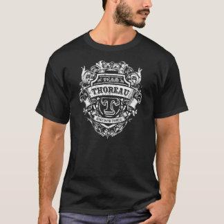 """Team Thoreau"" Henry David Thoreau T-Shirt"