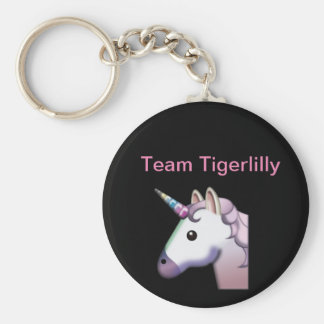 Team Tigerlilly keyring