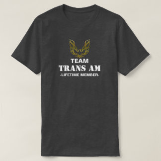 TEAM TRANS AM T-Shirt
