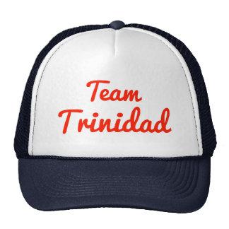 Team Trinidad Mesh Hat