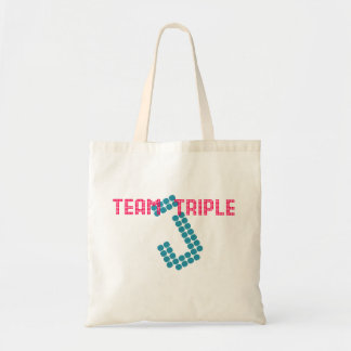 Team Triple J Bag