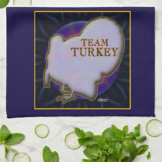 Team Turkey Kitchen Towel