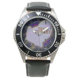 Team Turkey Wrist Watches
