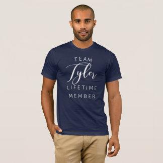 Team Tyler lifetime member T-Shirt