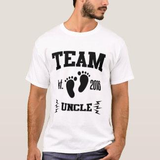 TEAM UNCLE EST.2016 T-Shirt