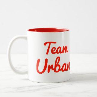 Team Urban Coffee Mug
