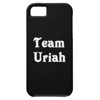 Team Uriah iPhone 5 Cases