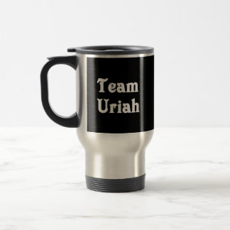 Team Uriah Mugs
