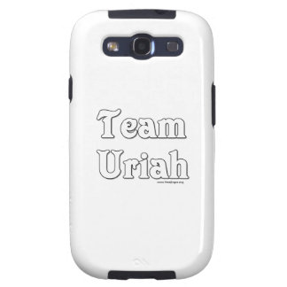 Team Uriah Samsung Galaxy S3 Cover