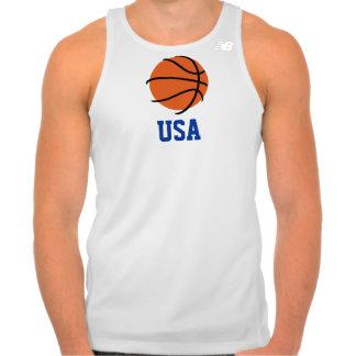 Team USA Basketball Tank Top