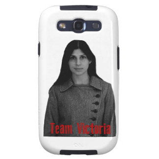 Team Victoria Samsung Galaxy SIII Cover