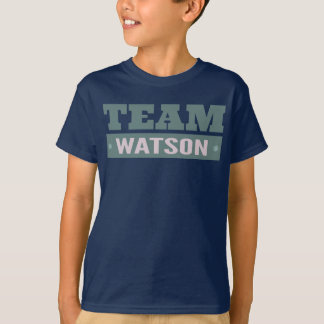 Team Watson T-Shirt