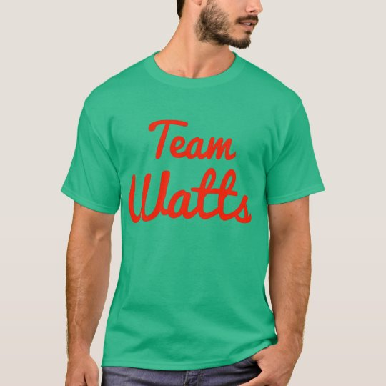 Team Watts T-Shirt