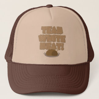 Team White Meat 2 Trucker Hat