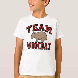 Team Wombat III T-Shirt