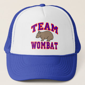 Team Wombat VI Trucker Hat