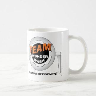 Team Wonder Wash Coffee Mugs