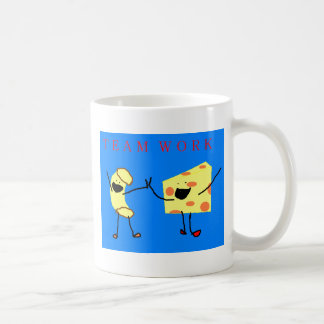team work  mug