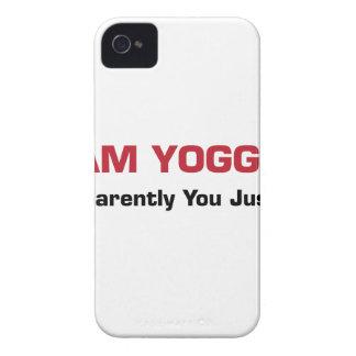 Team Yogging Case-Mate iPhone 4 Cases
