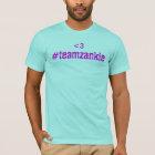 team zankie T-Shirt