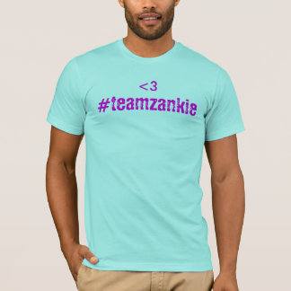 team zankie T-Shirt