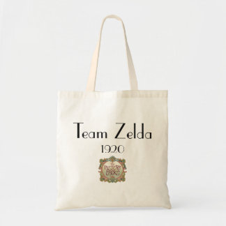 Team Zelda Tote Bag