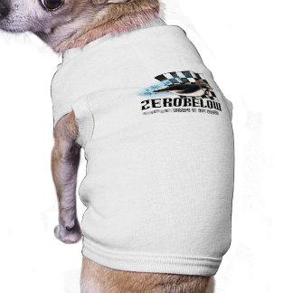 Team zerobelow - Dog Shirt! Shirt