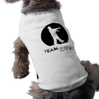 team zombie copy dog tee