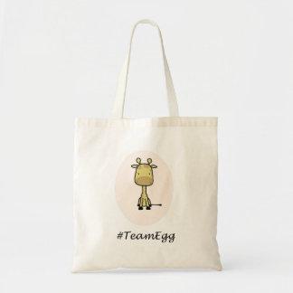 #TeamEgg Tote Bag